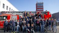 Am 18.04.2015 machte sich eine Gruppe aus 34 Mitgliedern der Einsatzabteilung und Jugendfeuerwehr auf, um die Berufsfeuerwehr Essen, sowie die [...]
