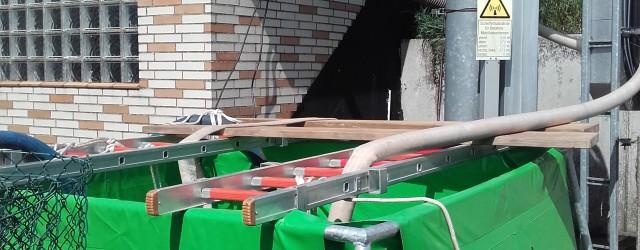 Am frühen Samstagmorgen bekamen wir vom Wassermeister der Stadt Waldeck den Auftrag eine Übergabestation und Entnahmestation zur Wasserbeförderung einzurichten. Hintergrund [...]