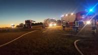 Am frühen Mittwoch morgen um ca. 03,30 Uhr wurden wir wie einige andere Wehren aus der Gemeinde Vöhl sowie aus [...]