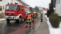 Am Montag wurden wir zu einer Ölspur in Sachsenhausen alarmiert. Ein auto hatte aufgrund eines technischen Defektes Öl in der [...]