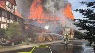 Heute Nachmittag wurden wir von der Leitstelle Kassel angefordert bei einem Großbrand in Bad Emstal Balhorn mit Schaummittel auszuhelfen. Die [...]