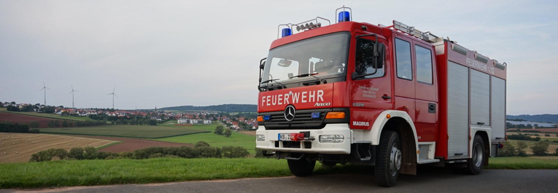 Feuerwehr Sachsenhausen